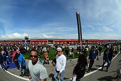 March 21, 2018 - Fontana, CA, USA - NASCAR _ NASCAR Auto Club 400, Auto Club Speedway, Fontana, California, USA, March 19, 2018.  ..Credit Image  cr  Scott Mitchell/ZUMA Press (Credit Image: © Scott Mitchell via ZUMA Wire)