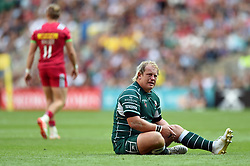 Petrus Du Plessis of London Irish - Mandatory byline: Patrick Khachfe/JMP - 07966 386802 - 02/09/2017 - RUGBY UNION - Twickenham Stadium - London, England - London Irish v Harlequins - Aviva Premiership