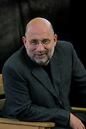 Russian writer Boris Akunin is pictured at the Edinburgh International Book Festival prior to talking about his work in an event with Scottish crime writer Ian Rankin. The Edinburgh International Book Festival is the world's largest literary event, with over 500 authors from across the world participating each year and ran from 13-29 August. Edinburgh was named the world's first UNESCO City of Literature.