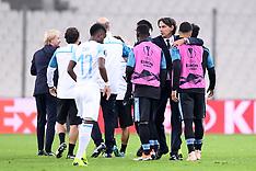 Marseille vs Lazio Rome - 25 Oct 2018