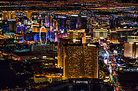 Las Vegas Strip Illuminated