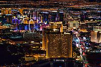 Las Vegas Strip Illuminated