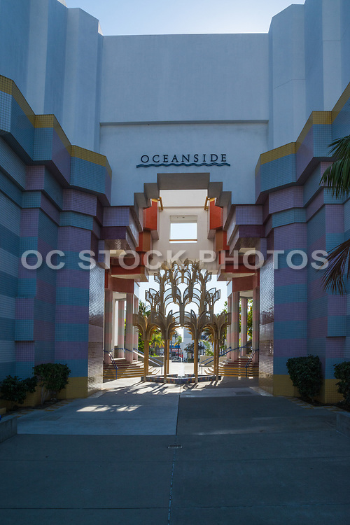 Oceanside City Hall And Civic Center
