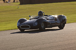 Sep 11, 2016 - Chichester, England, United Kingdom - The Sussex TRophey race, for World Championship sports cars of a type that raced between 1955 and 1960, during the Goodwood Revival vintage sports car race. (Credit Image: © Mark Avery via ZUMA Wire)