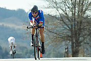 during the Time Trial on Day 2 of the 2017 UCI Para-cycling Road World Championships held at Midmar Dam Howick, South Africa, on Friday 1 September 2017.<br /> during the Time Trial on Day 2 of the 2017 UCI Para-cycling Road World Championships held at Midmar Dam Howick, South Africa, on Friday 1 September 2017. Image by Greg Beadle