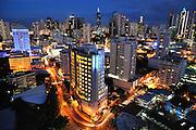 Ciudad de Panamá, Panamá / Panama city, Panama.<br /> <br /> Edición de 10 | Víctor Santamaría.