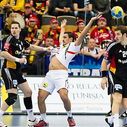 20110120: SWE, 22nd Men's Handball World Championship 2011, Day 8