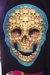 Skull T-Shirt, Gyee Zai Market