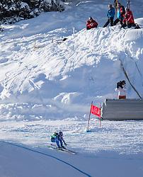 12.01.2013, Karl Schranz Abfahrt, St. Anton, AUT, FIS Weltcup Ski Alpin, Abfahrt, Damen im Bild Tina Maze (SLO) // Tina Maze of Slovenia in action during ladies Downhill of the FIS Ski Alpine World Cup at the Karl Schranz course, St. Anton, Austria on 2013/01/12. EXPA Pictures © 2013, PhotoCredit: EXPA/ Johann Groder
