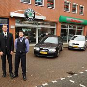 Skoda dealer Ron Duidam Slachthuislaan 22 Den Haag