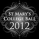 St Marys College Ball 2012