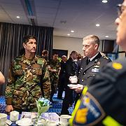 Amsterdam, 12 april 2018<br /> Port Defender 2018<br /> VIP bijeenkomst bij het MEA, terugblik, persbezoek en tentoonstellen apparatuur.