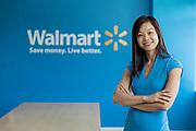 Diana Luo, Walmart