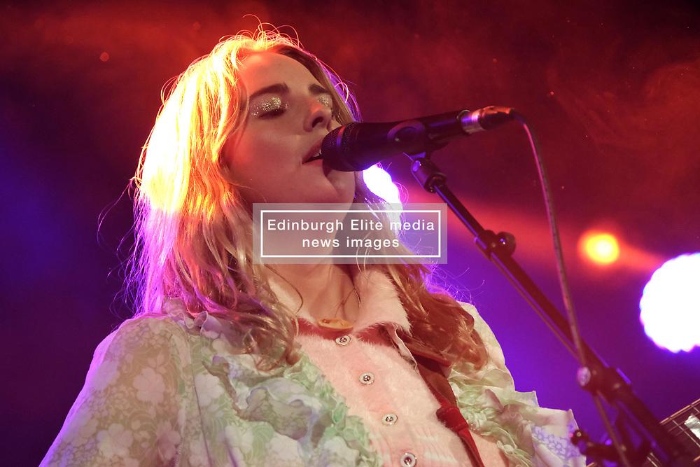 KT Tunstall at Barrowlands Glasgow, UK tour of album 'Wax'<br /> <br /> Pictured: Laurel (support) <br /> <br /> (c) Aimee Todd   Edinburgh Elite media
