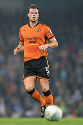 24th October 2017 - Carabao Cup (4th Round) - Manchester City v Wolverhampton Wanderers - Ryan Bennett of Wolves - Photo: Simon Stacpoole / Offside.