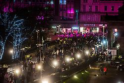 Edinburgh's Hogmanay Street Party, Sunday 31st December.