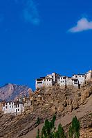 Lamayuru Monastery, Ladakh, Jammu and Kashmir State, India.
