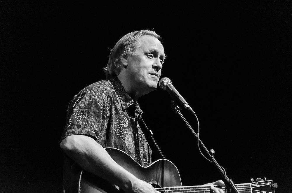 Tom Chapin performing at SOPAC in South Orange, NJ.