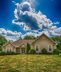 4736 Francis St. Wentzville, Missouri (Front View)