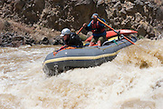 Rafting the Rio Grande is a roller coaster of thrills