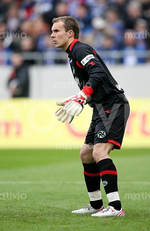 Fussball  1. Bundesliga  Saison 2006/2007 Robert ENKE (Hannover 96)