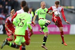 13-12-2015 NED: FC Utrecht - AFC Ajax, Utrecht<br /> Utrecht verslaat Ajax opnieuw in de Galgenwaard 1-0 / Davy Klaassen #10