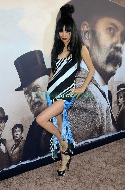 May 14, 2019 - Los Angeles, CA, USA - LOS ANGELES - MAY 14:  Bai Ling at the ''Deadwood'' HBO Premiere at the ArcLight Hollywood on May 14, 2019 in Los Angeles, CA (Credit Image: © Kay Blake/ZUMA Wire)