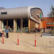 Bibliotheek Huizen ext. Plein 2000
