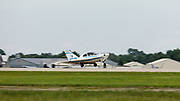 Homebuilt delta wing at Airventure 2017.