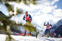 Hattestad Ola Vigen (NOR) during the Man's team sprint race at FIS Cross Country World Cup Planica 2016, on January 17, 2016 at Planica, Slovenia. Photo by Ziga Zupan / Sportida