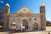Ex-monastery of Santiago Apóstol, Cuilapan de Guerrero, Oaxaca, Mexico.