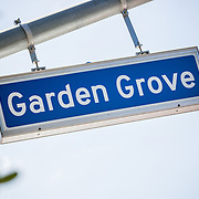 Garden Grove & Westminster Stock Photography