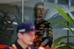November 17, 2019, Sao Paulo, SP, Brazil: MAX VERSTAPPEN of the Red Bull Racing during Brazilian Formula 1 Grand Prix at Interlagos racetrack. (Credit Image: © Marcelo Chello/ZUMA Wire)