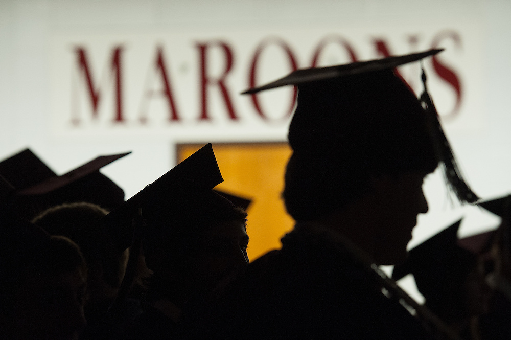 The 2014 Austin High School Baccalaureate Service