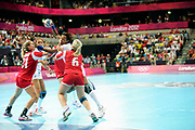 DESCRIZIONE : France Hand Jeux Olympiques Londres <br /> GIOCATORE : PINEAU Allison FRA<br /> SQUADRA : France Femme<br /> EVENTO : FRANCE Hand Jeux Olympiques<br /> GARA : FRANCE NORVEGE<br /> DATA : 28 07 2012<br /> CATEGORIA : Hand Jeux Olympiques<br /> SPORT : Handball<br /> AUTORE : JF Molliere <br /> Galleria : France Hand 2011-2012 Action<br /> Fotonotizia : France Hand Femme Hand Jeux Olympiques Londres