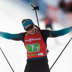 20200125: SLO, Biathlon - BMW IBU Biathlon World Cup Pokljuka 2020, Single Mixed Relay 6 km/7,5 km
