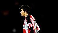 Photo: Alan Crowhurst.<br />Southampton v Cardiff City. Coca Cola Championship. 13/03/2007. Southampton's Gareth Bale.