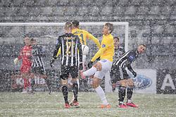 during football match between NS Mura and Bravo in 15th Round of Prva liga Telekom Slovenije 2020/21, on November 28, 2020 in Fazanerija, Murska Sobota, Slovenia. Photo by Blaz Weindorfer / Sportida