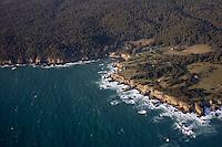 Salt Point and Gerstir Cove,  North Coast MLPA study site