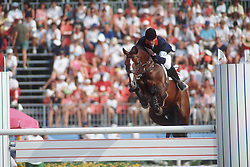 Godignon Herve - Quidam de Revel<br /> Olympic Games Barcelona 1992<br /> Photo © Dirk Caremans