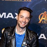 NLD/Amsterdam/20180425 - Première The Avengers: Infinity War, Valerio Zeno