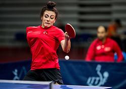 Korkut Kubra of Turkey plays final match during Day 4 of SPINT 2018 - World Para Table Tennis Championships, on October 20, 2018, in Arena Zlatorog, Celje, Slovenia. Photo by Vid Ponikvar / Sportida