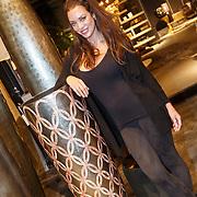 NLD/Amsterdam/20151130 - Presentatie Zimra Geurts kalender, model Dorien Rose Duinker