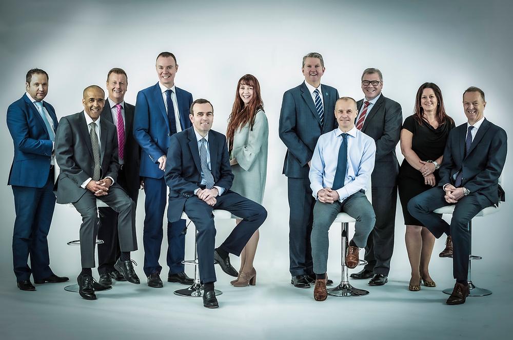 03/06/2019 Dalton Ind Estate , Thirsk. Severfield plc - Portarits of board members at Severfield plc