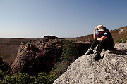 Serra da Capivara_PI, Brasil...Parque Nacional da Serra da Capivara em Sao Raimundo Nonato, Piaui.  ..Serra da Capivara National Park in Sao Raimundo Nonato, Piaui. ..Foto: ALEXANDRE BAXTER / NITRO...