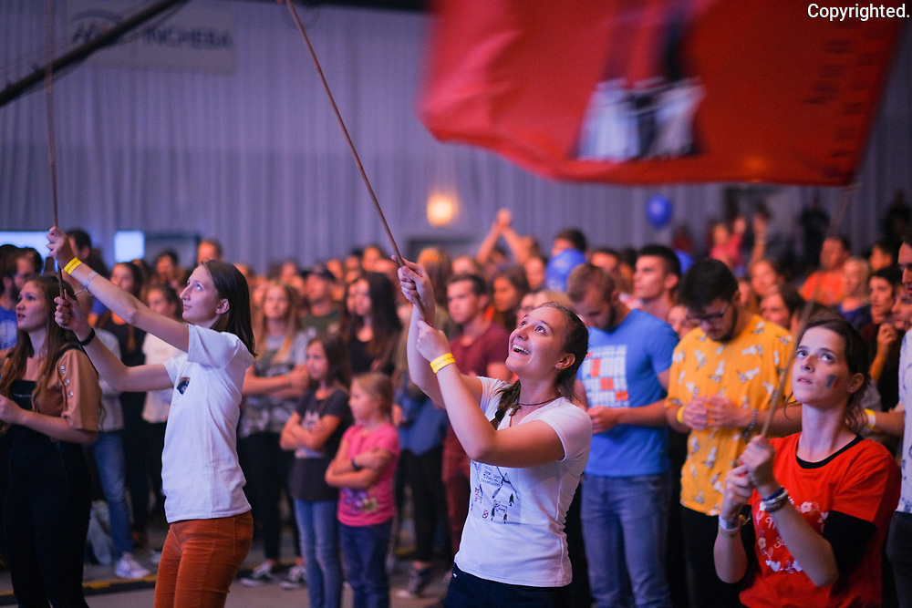 Tretí celoslovenský Národný pochod za život sa konal 22. septembra 2019 v Bratislave.
