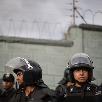 Demonstrations against the irregularities and fraud in the elections of Nov 26 in Honduras were repelled by the Honduran Army. Riot police refused to repress demonstrations, a move that was welcomed, but when a new pay deal was cut for them, they went back to work.