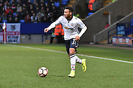 Bolton Wanderers Forward, Keshi Anderson (11) during the The FA Cup match between Bolton Wanderers and Grimsby Town FC at the Macron Stadium, Bolton, England on 5 November 2016. Photo by Mark Pollitt.