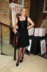 SANTA SEBAG-MONTEFIORE  at a party to celebrate the publication of 'Young Stalin' by Simon Sebag-Montefiore at Asprey, New Bond Street, London on 14th May 2007.<br /><br />NON EXCLUSIVE - WORLD RIGHTS