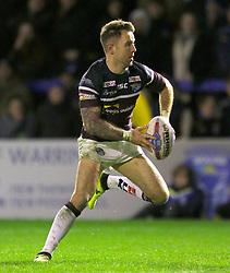 Leeds Rhino's Richie Myler